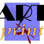 ART print LOGO
