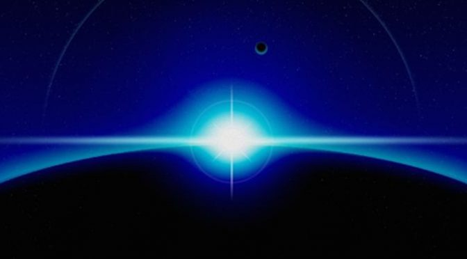 Poster «Solar Scene»