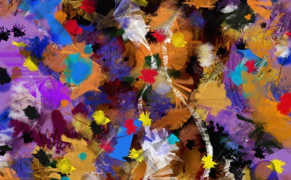 Poster vertical «Fantasia»